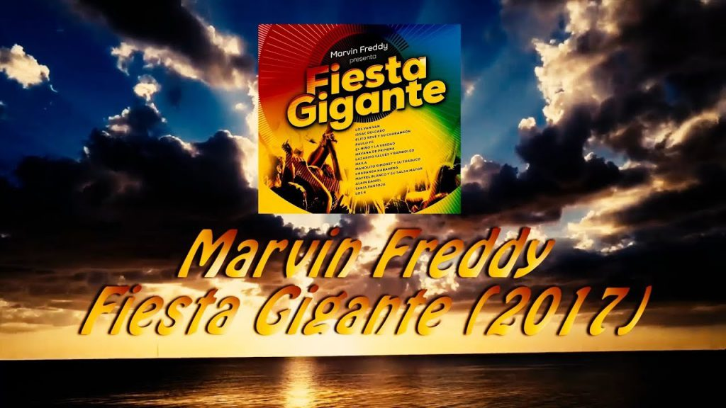 Marvin Freddy - Fiesta Gigante - DJMuki