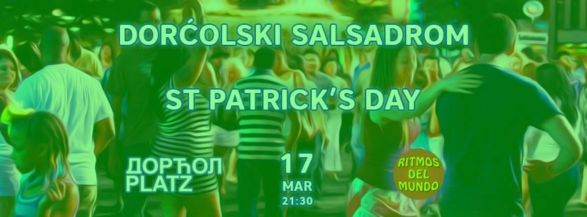 DJMuki-Salsadrom-St Patricks-Day