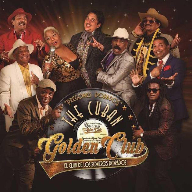 The Cuban Golden Club - Micaela mueve el esqueleto